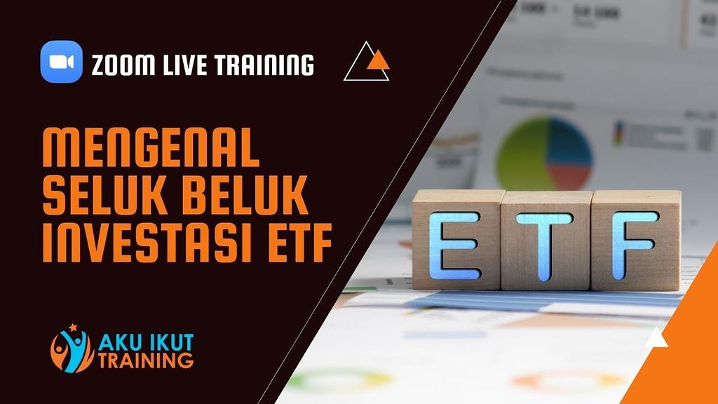 Mengenal Investasi ETF