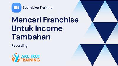 Mencari Franchise Untuk Income Tambahan