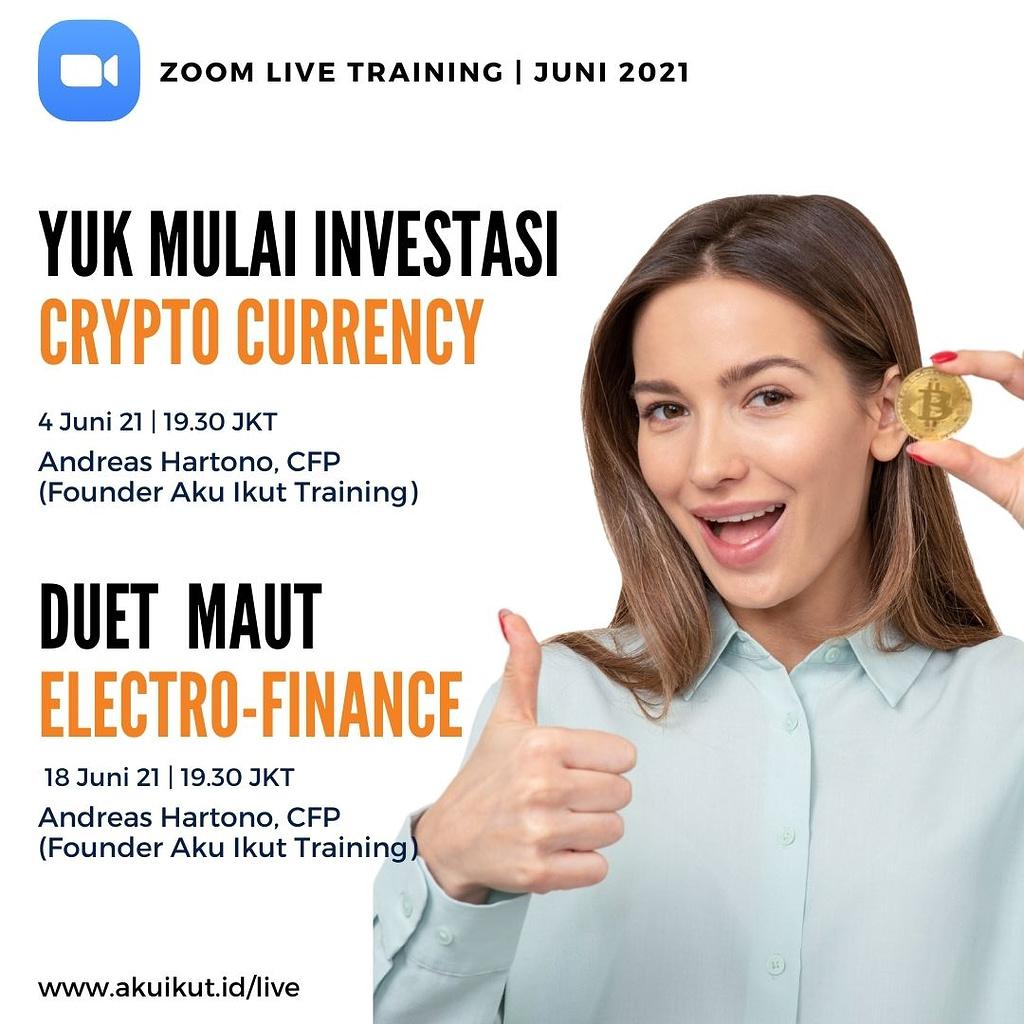 Yuk Mulai Investasi Crypto Currency