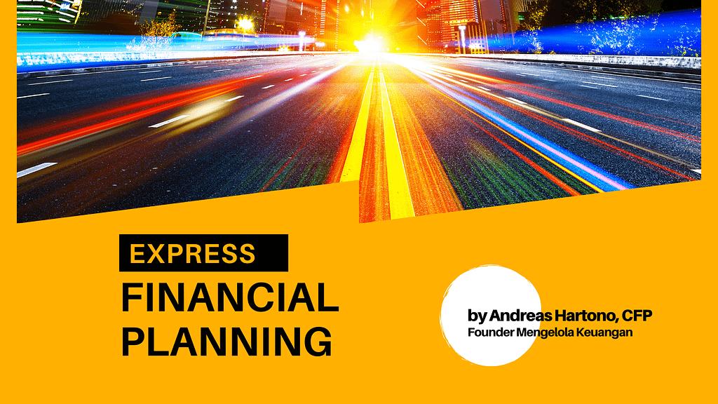 Training Perencanaan Keuangan Ekspres   Aku Ikut Training