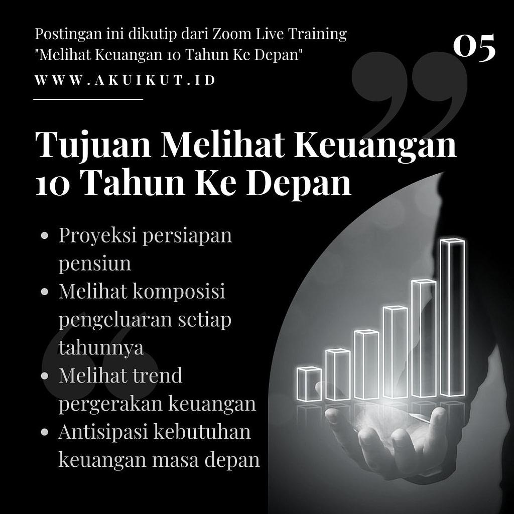 Melihat Keuangan 10 Tahun Ke Depan (5)