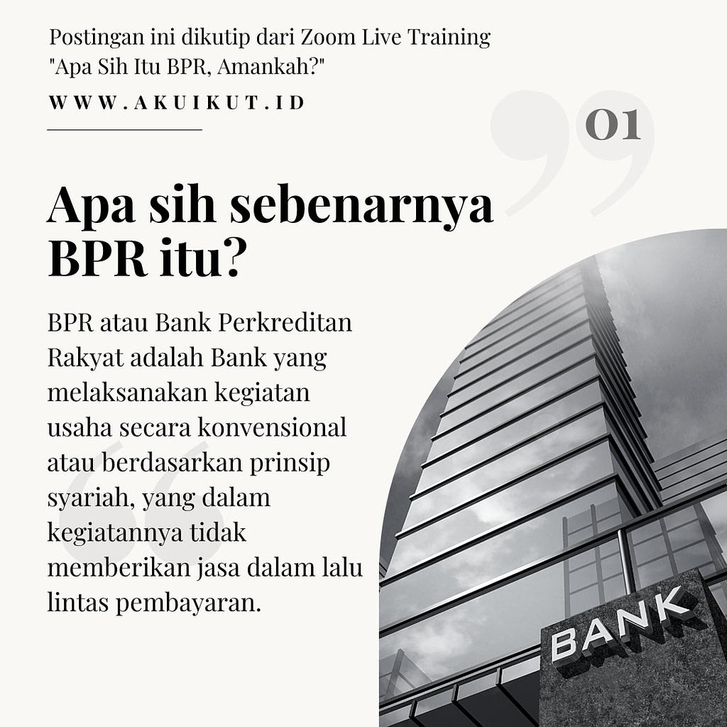 Apa Sih BPR, Amankah (1)