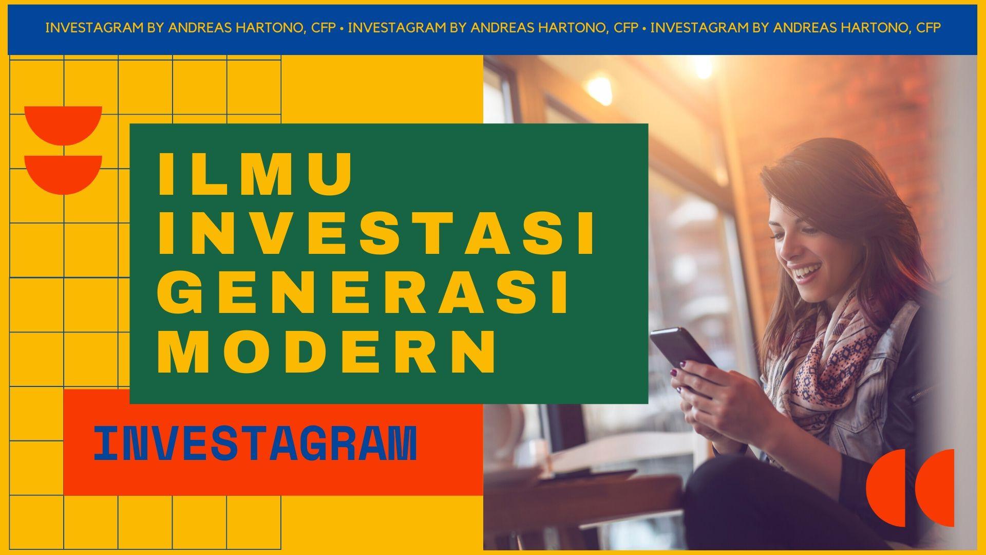 Ilmu Investasi Generasi Modern