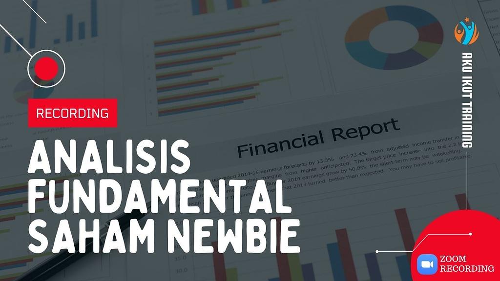 Thumbnail Analisis Fundamental Saham Untuk Newbie