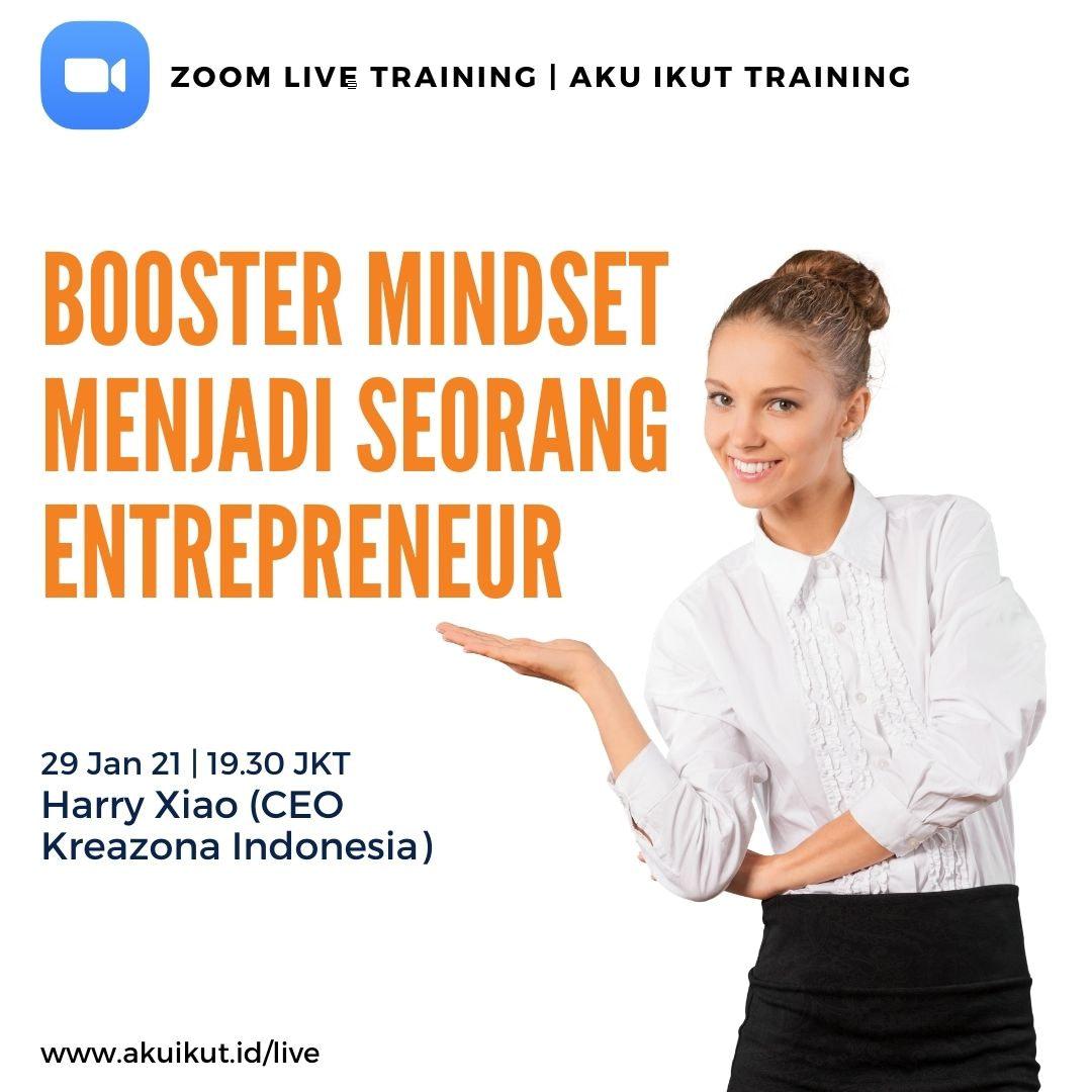 Training Perencanaan Keuangan & Entrepeneur