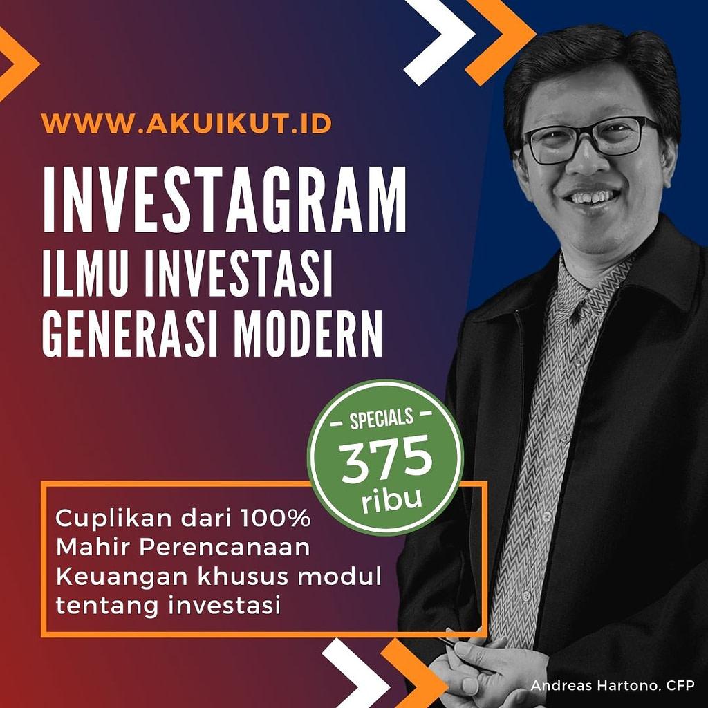 Banner Investasi Modern
