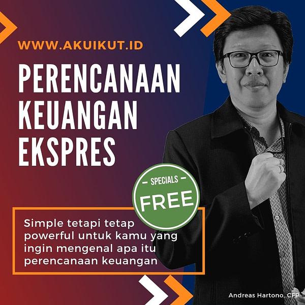 Banner Perencanaan Keuangan Ekspres