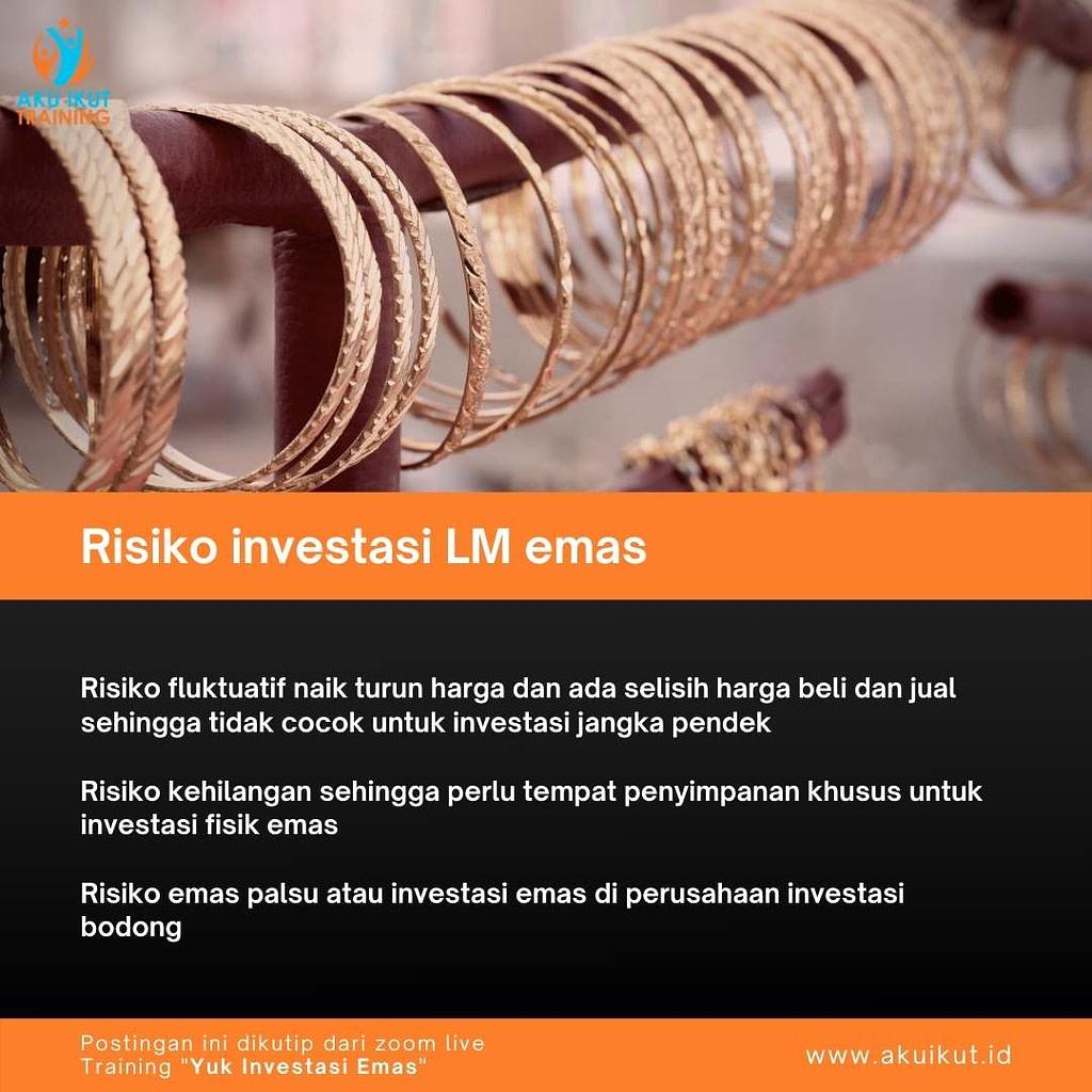 Investasi Logam Mulia Emas (4)