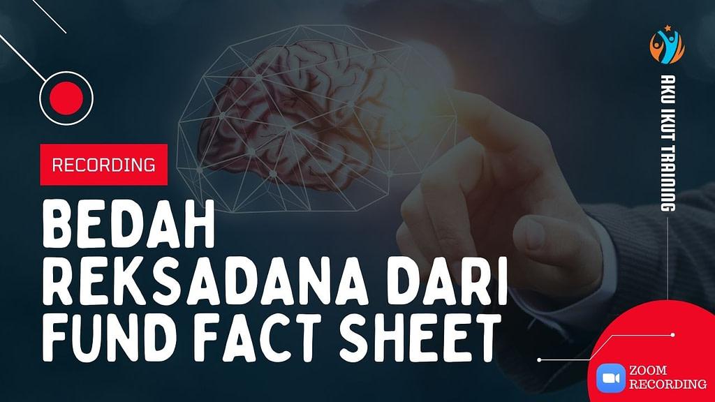 Thumbnail Zoom Bedah Reksadana Dari Fund Fact Sheet