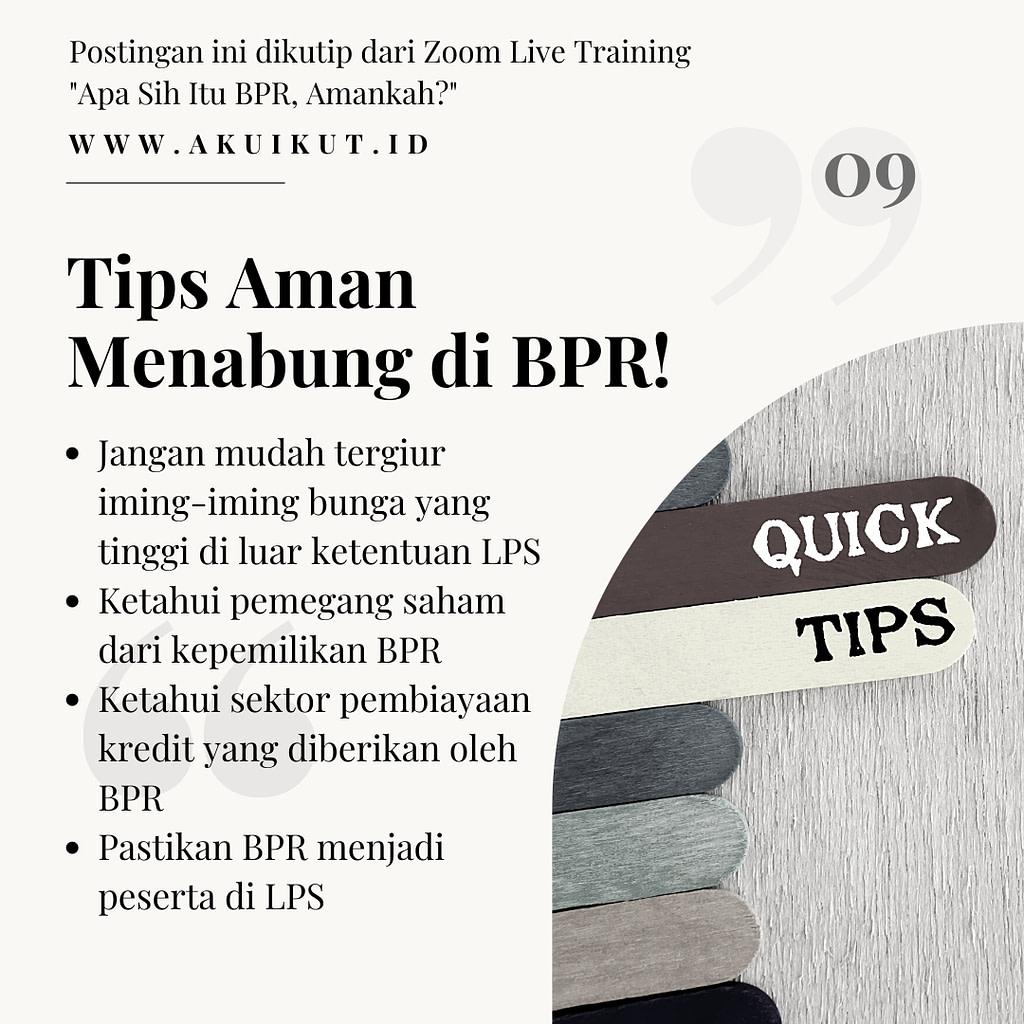 Apa Sih BPR, Amankah (9)