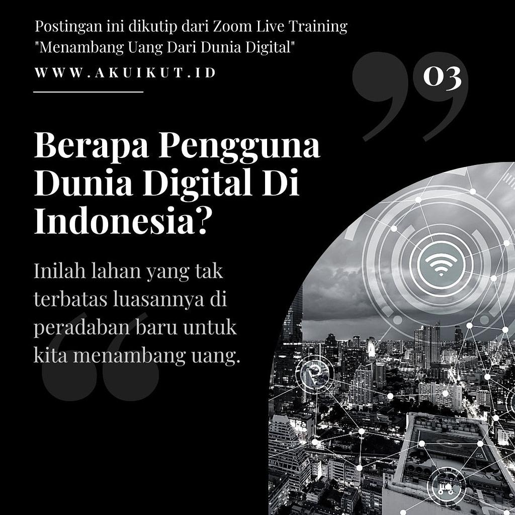 Menambang Uang Di Dunia Digital (3)